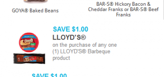 What's for Dinner – Time to BBQ with Some Grill Coupons.