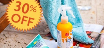 Whole Foods Market 30% off Sun Care Memorial Day Weekend