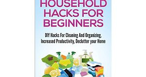 Free E-Book on Amazon – DIY Household Hacks